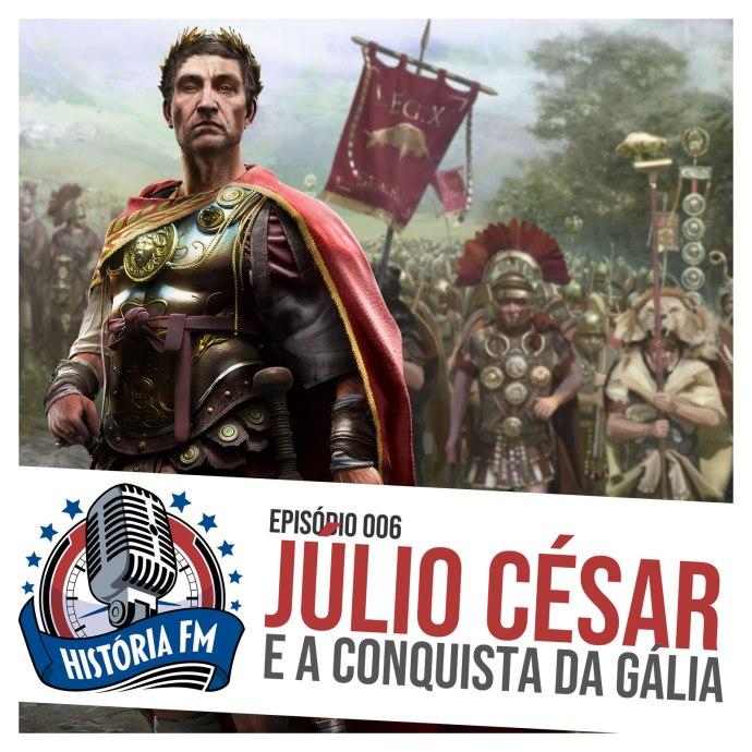 Júlio César e a conquista da Gália