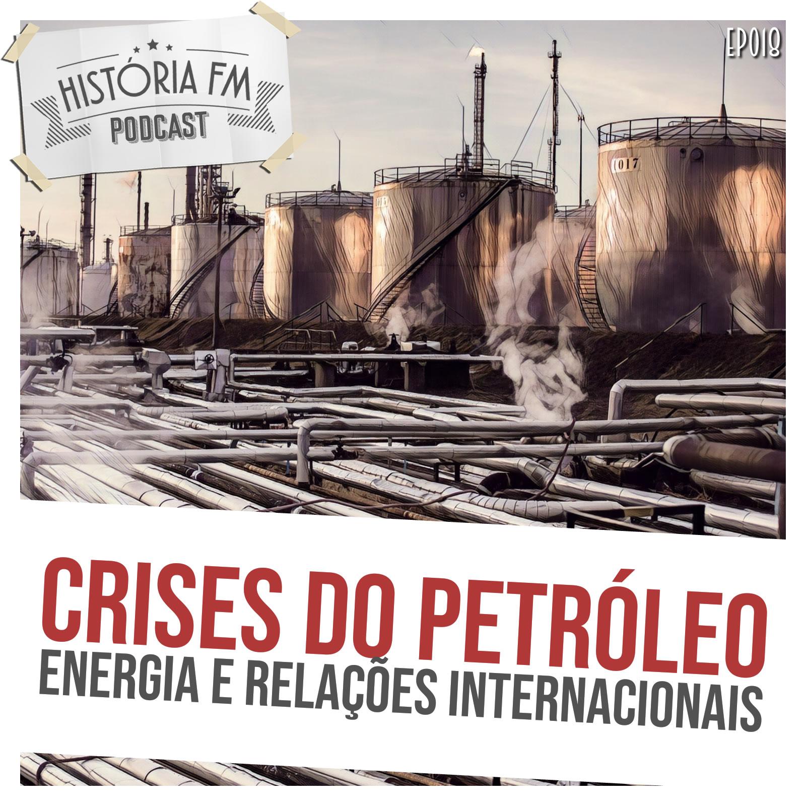 capa crises do petróleo
