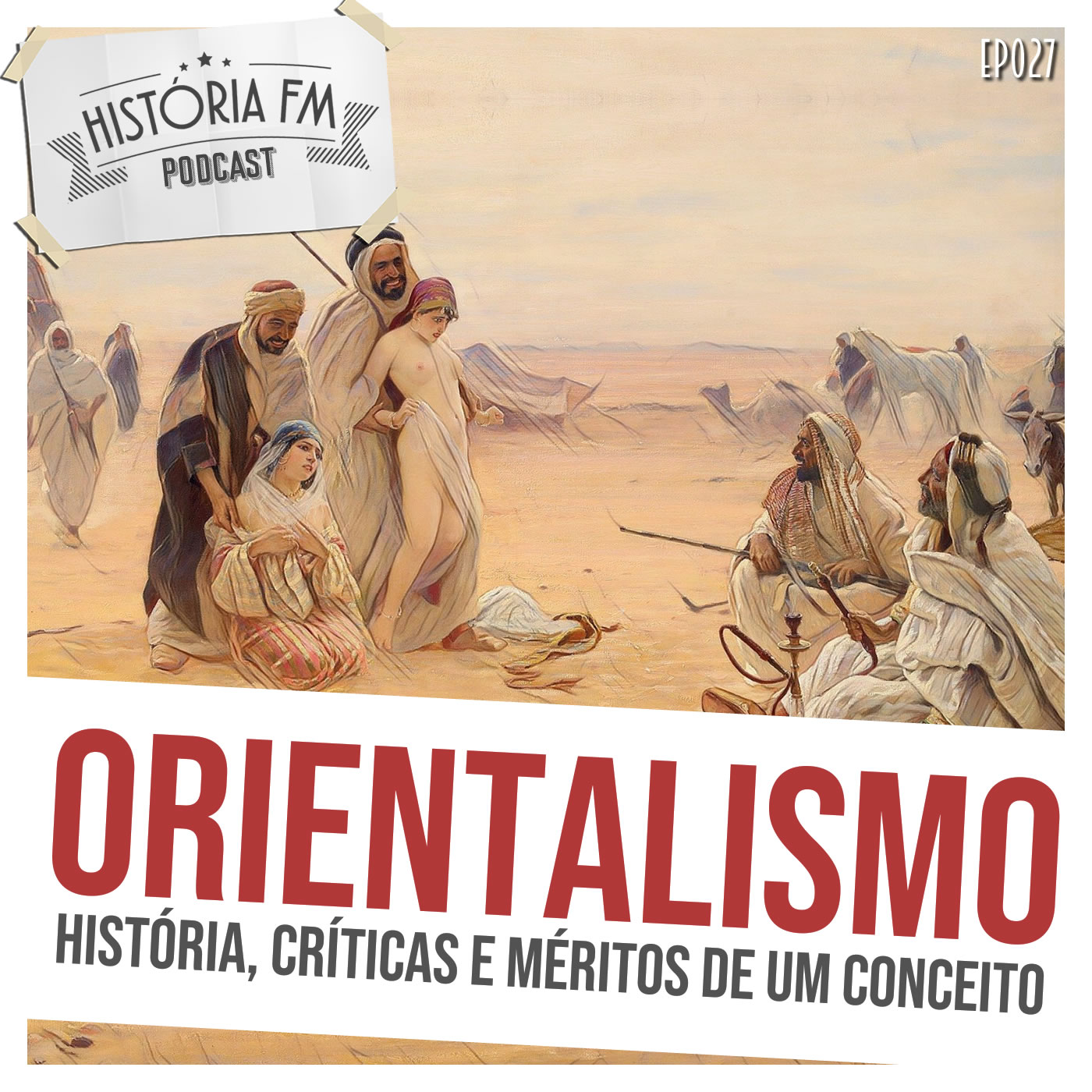 capa orientalismo