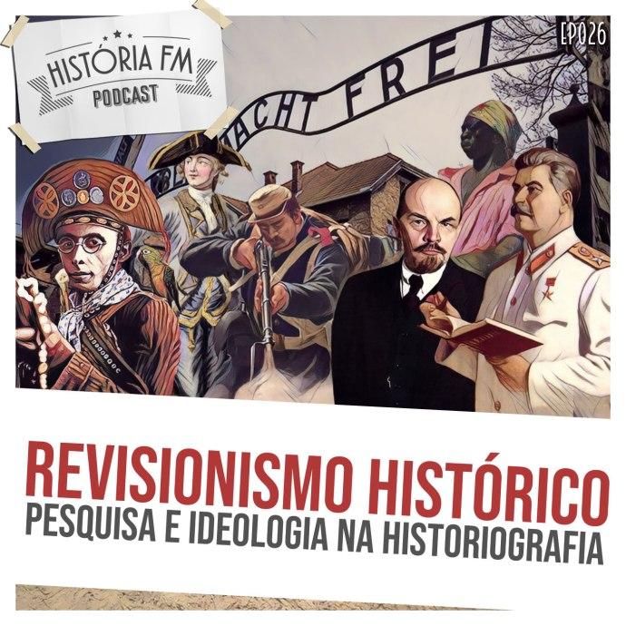 capa revisionismos históricos